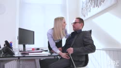 EuroTeenErotica Rose Blonde Babe Seduces Teacher
