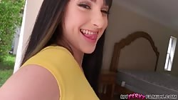 MyPervyFamily Skylar Vox - Breaking And Entering With Sis