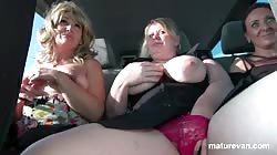 Maturevan The Big The Blonde And The Slutty