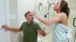 BRAZZERS - Caught fucking my husband's brother